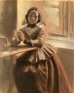 Painitng por Adolf von Menzel Pintor Alemão